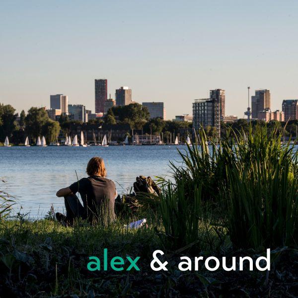 Alex and around