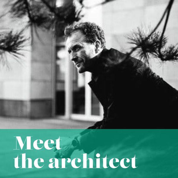 Meet the architect