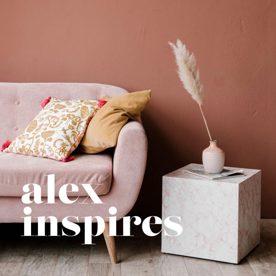 Alex inspires